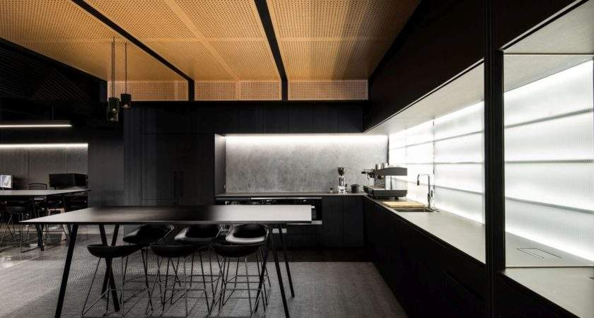 Modern Architecture Office Promotes Task Oriented Design