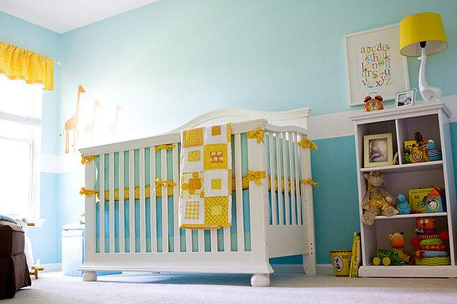 Modern Baby Rooms Decorations Desired Home