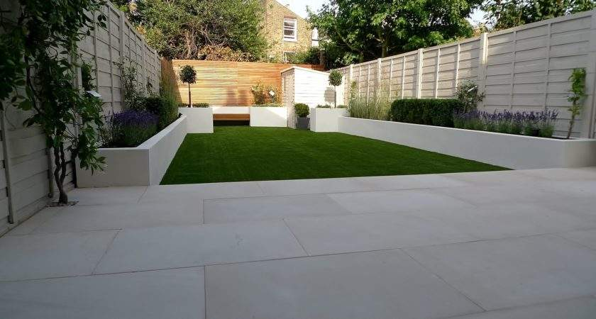 Modern Balham Garden Design London