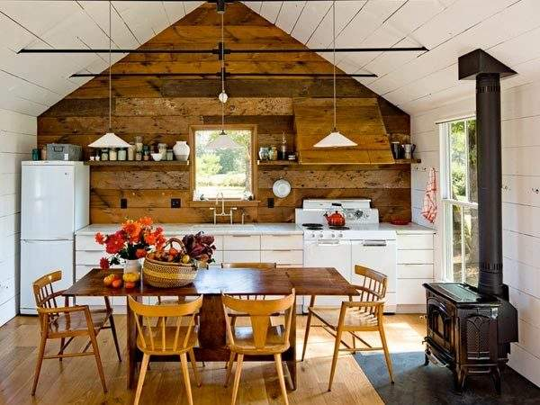 Modern Country Kitchen Designs Eatwell