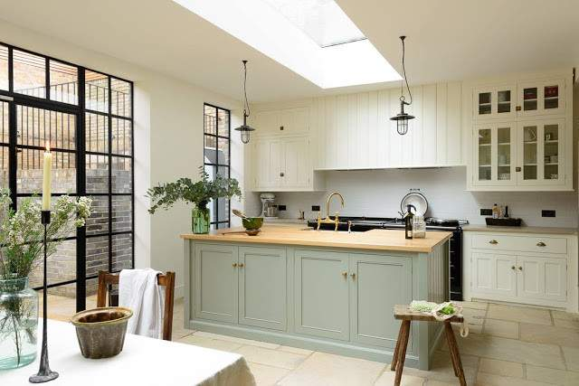 Modern Country Style Kitchen Lust