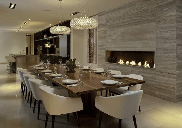Modern Dining Rooms Design Ideas