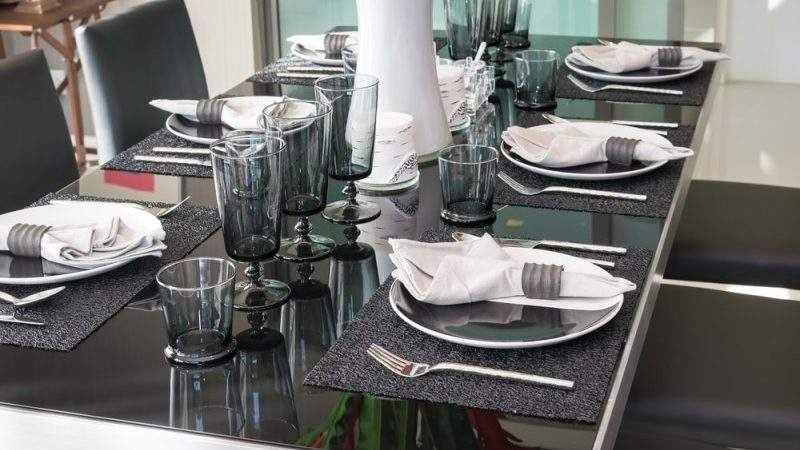 Modern Dining Table Setting Ideas Glam Get