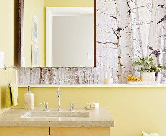 Modern Furniture Colorful Bathrooms Decorating Ideas