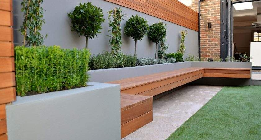 Modern Garden Design Designer London