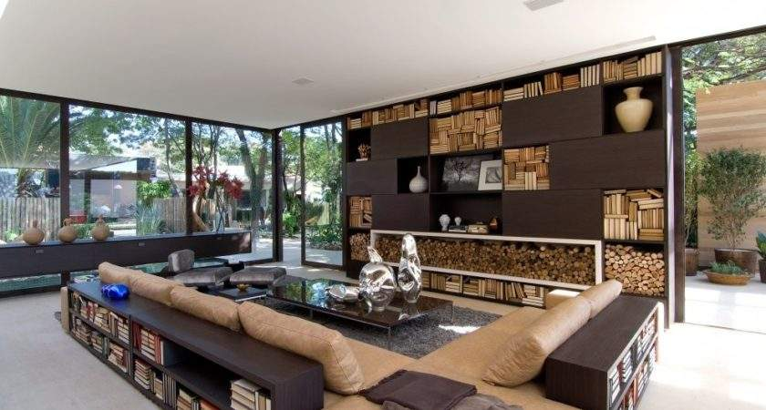 Modern Home Interior Brazil Most Beautiful Houses