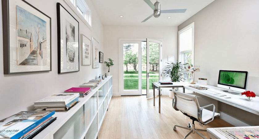 Modern Ideas Your Home Office Cor