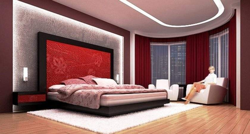Modern Master Bedroom Designs Furniture
