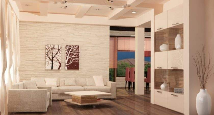 Modern Simple Living Room Interior Design Ideas