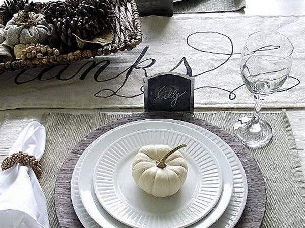 Modern Thanksgiving Tablescapes Bright Ideas Blog
