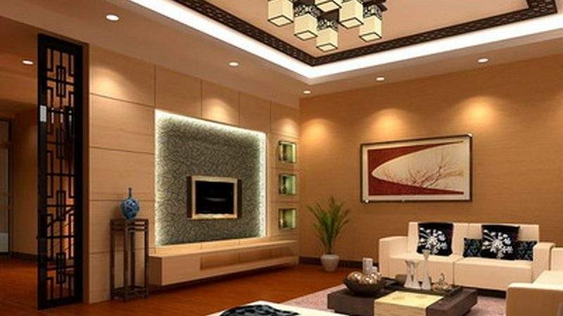 Most Adorable Living Room Interior Design Decoration