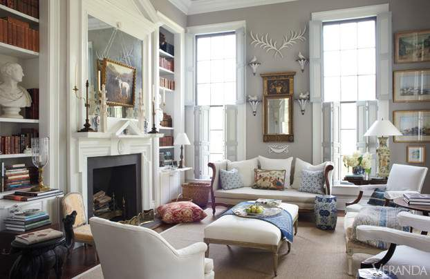 Most Gorgeous Living Rooms South