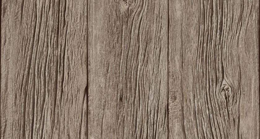 Muriva Bluff Wood Panel Faux Effect Brown