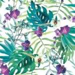 Muriva Tropical Floral Departments Diy