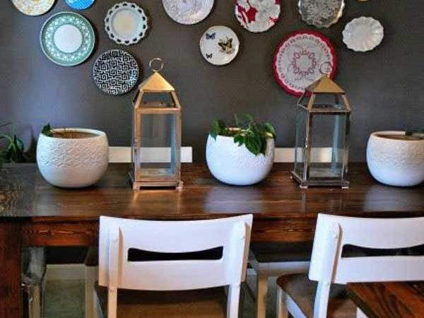 Must Decor Ideas Make Your Kitchen Wall Looks