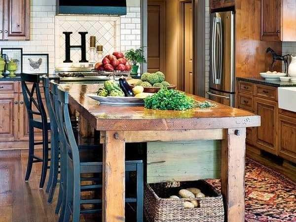 Must Practical Kitchen Island Designs Seating