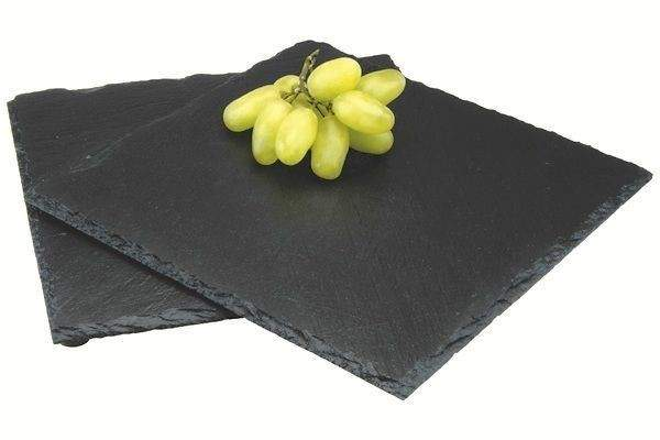 Natural Slate Placemate Cake Stand Cheese Table