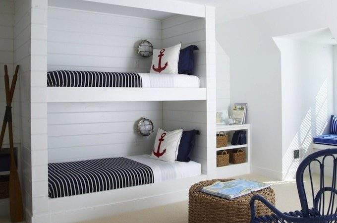 Nautical Themed Boy Room Traditional