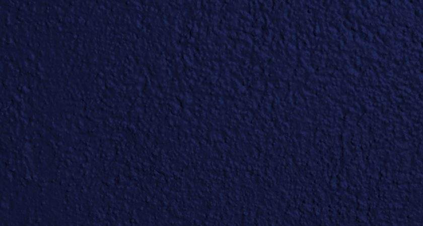 Navy Blue Painted Wall Texture Photograph