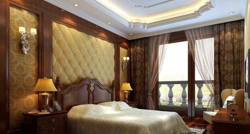 Neoclassical Bedroom House
