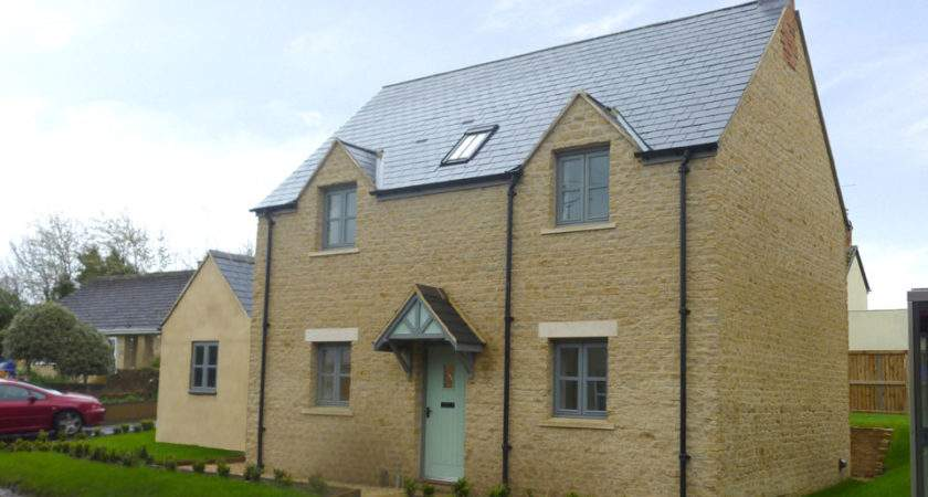 New Build Cotswold Stone House Architectural Design Services