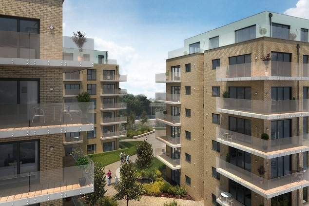 New Build Dartford Flats Sale Within