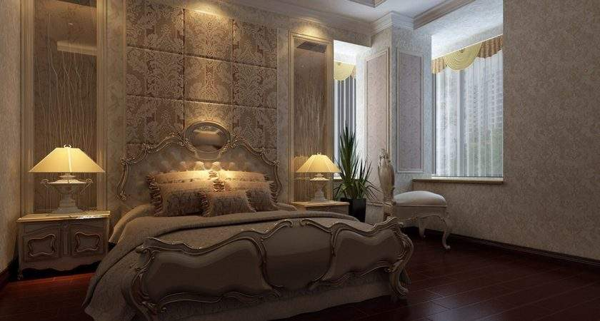New Classical Bedroom Interior Design House Dma Homes