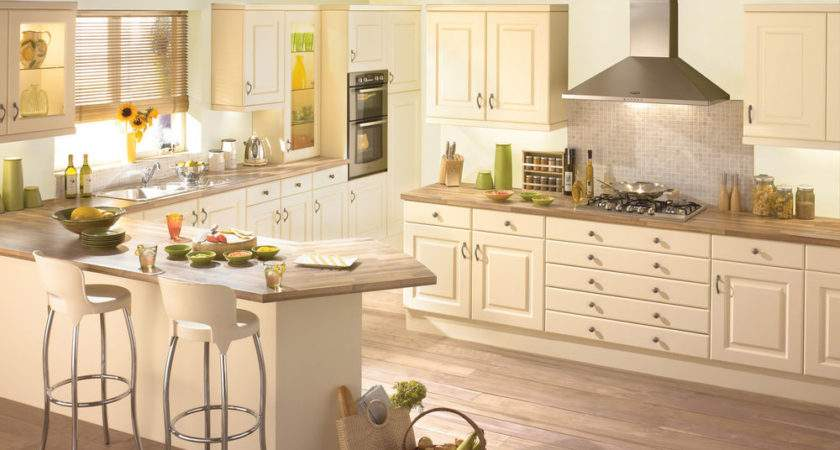 New Complete Kitchen Package Not Display Turin Cream
