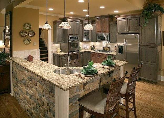 New Kitchen Ideas Two Awesome Yet Simple Design