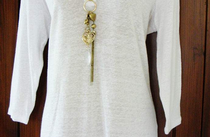 New Ladies Marks Spencer White Linen Mix Summer Tunic