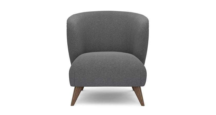 New Lark Tub Chair Textured Weave Dfs