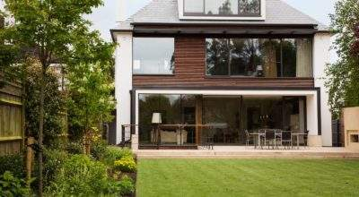 New Modern House Wimbledon Andrew Harper Architects