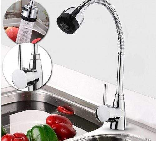 New Zinc Alloy Degree Rotatable Faucet High Quality