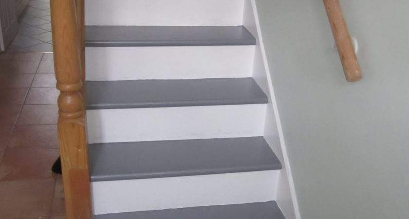 Niall Mitch Got Hitched Painted Stairs Main Floor