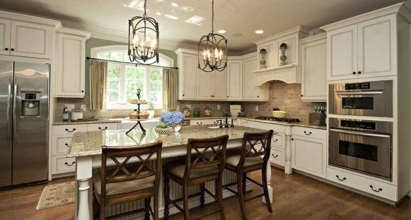 Nice Kitchens Kitchen Traditional Granite Countertop