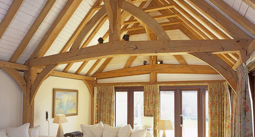 Oak Frame Extensions Green Carpentry Company