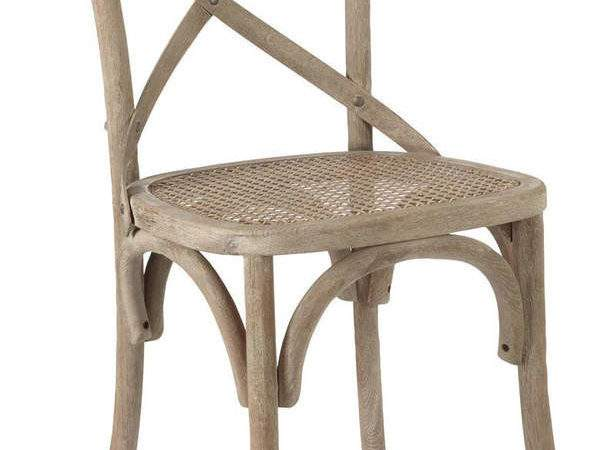 Oka Camargue Solid Oak Dining Chair Shopstyle Home