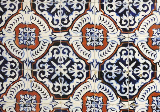 Old Fashioned Wall Tiles Flickr Sharing