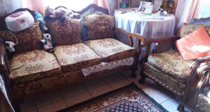Old Vintage Set Living Room Chairs Kuils River Olx
