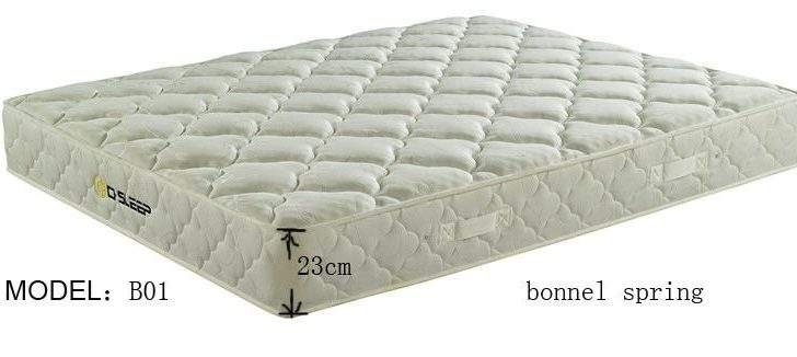 Open Coil Spring Compressed Mattress China Mainland