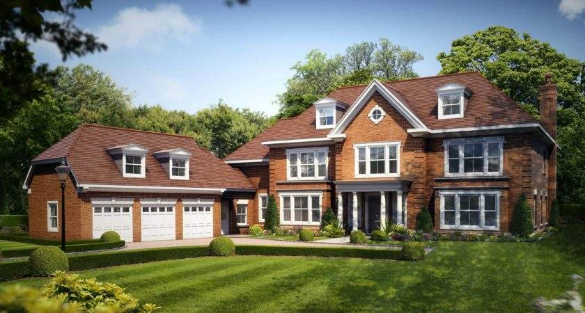 Opening Imminently Three Luxury Millgate Homes Located