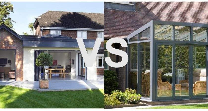 Orangery Conservatory Decide Right