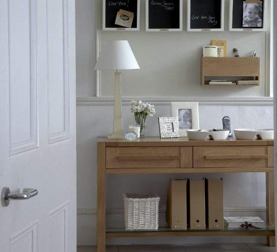 Organised Hallway Furniture Decorating Ideas