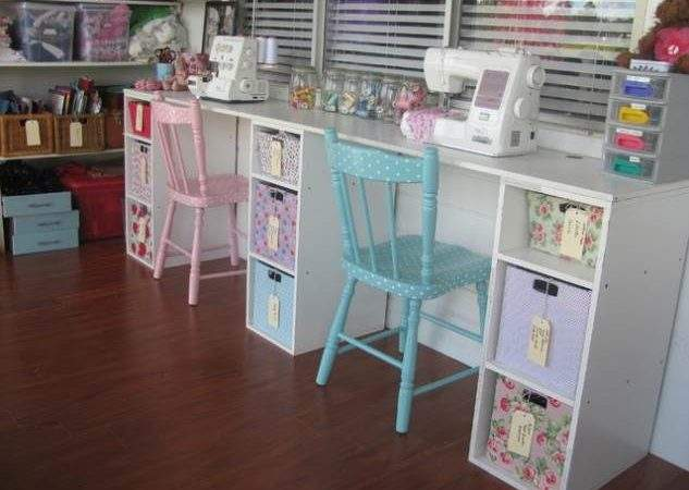 Organization Sewing Room Ideas