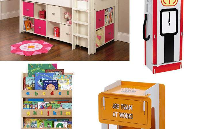 Our Favourite Storage Solutions Children Bedrooms