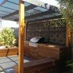 Outdoor Bbq Entertaining Area Landscaping Services