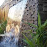 Outdoor Innovative Water Features Surroundings