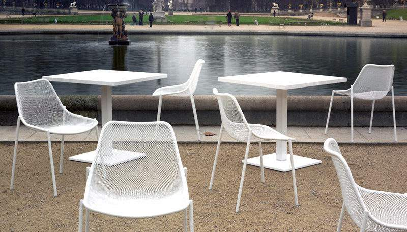 Outdoor Used Office Furniture