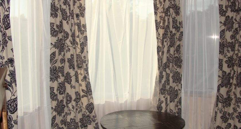 Owen Six Bay Window Curtains