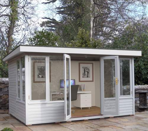 Oxford Chelsea Summerhouses Traditional Handmade